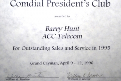 comdial-presidents-club