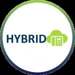 Hybrid PBX system icon