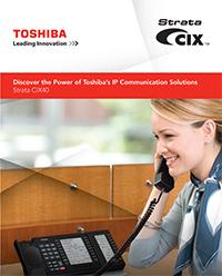 Toshiba Strata PBX System Brochure