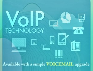 VOIP voicemail