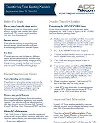 LNP-Checklist