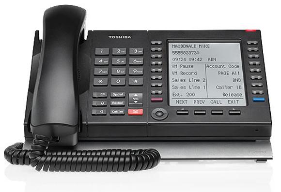 Toshiba Small Business Phone System Md Dc Va Acc Telecom