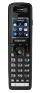 Coreless DECT SIP 4100 Phone for businesses