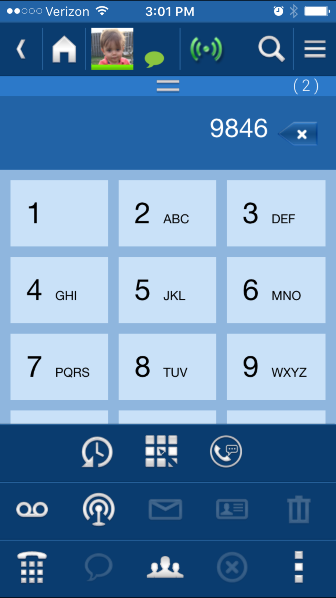 how to change the time on a toshiba office phone