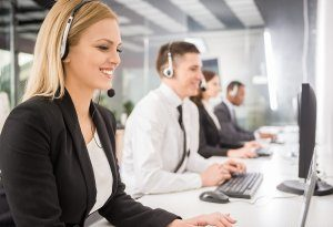 Contact centers are suited for businesses of every type.
