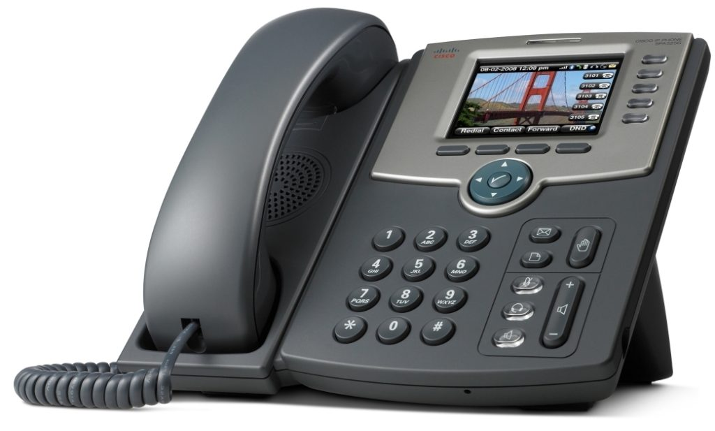Cisco SPA 525G IP Phone