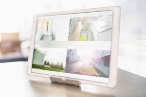 What is a Hybrid Surveillance Camera System?