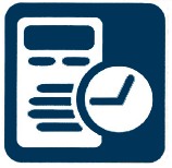 ESI phone system time, attendance, and presence manager feature icon