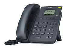Yealink IP phone T19