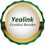 Yealink Certified Reseller Badge