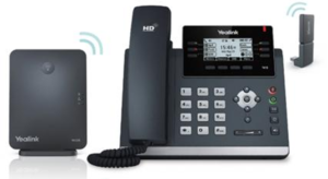 Yealink W41P DECT IP Phone