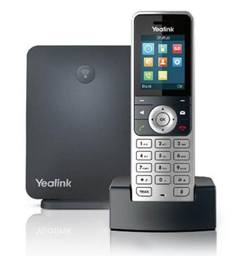 Yealink W53P DECT Cordless IP Phone and Base station