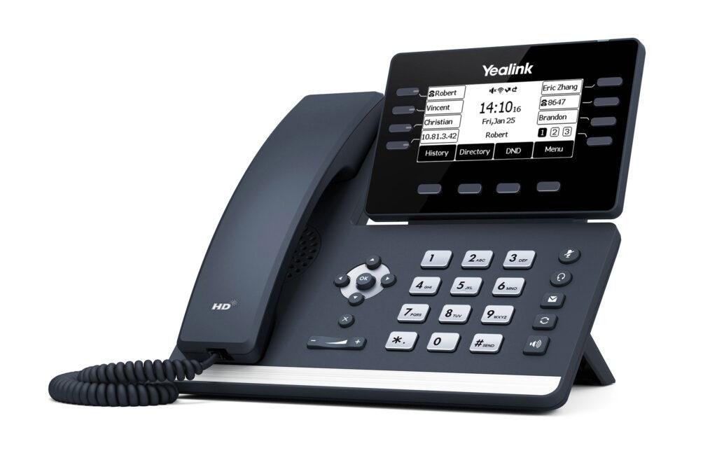 Yealink SIP Phone T53W