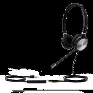 Yealink UH36 Dual ear corded Headset